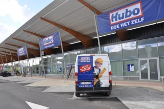 Hubo, le plus grand retailer non-food de Belgique en superficie totale